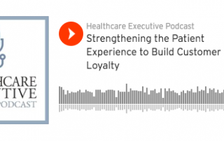 ACHE Patient Experience Podcast