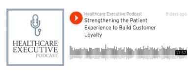 ACHE Patient Experience Podcast